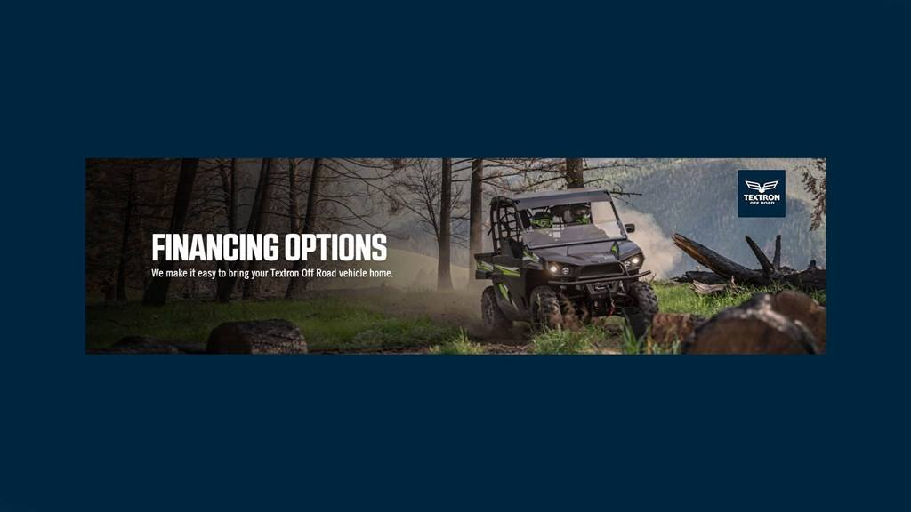 Textron - Yard Card Financing